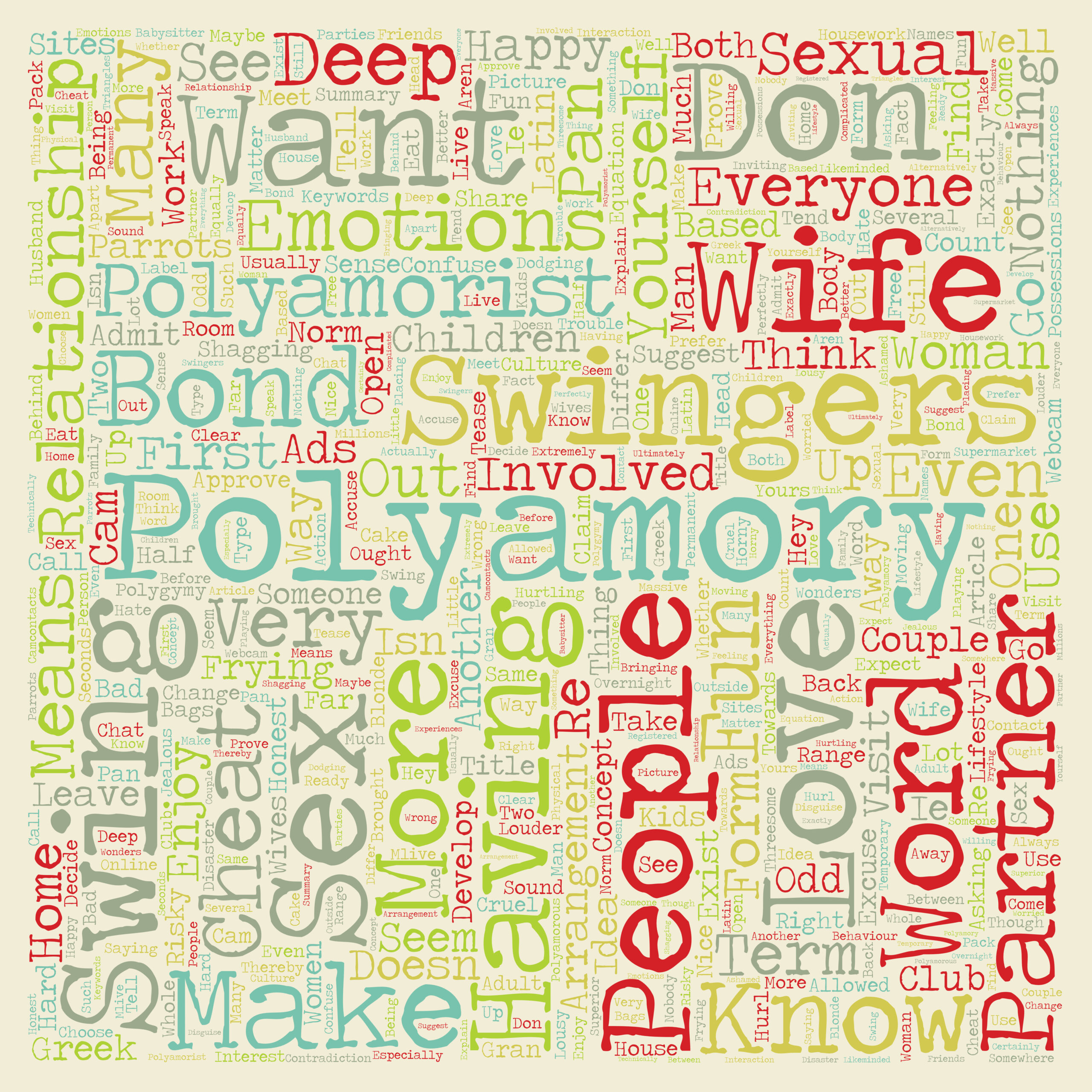 Polyamory in My Mind and in My Life
